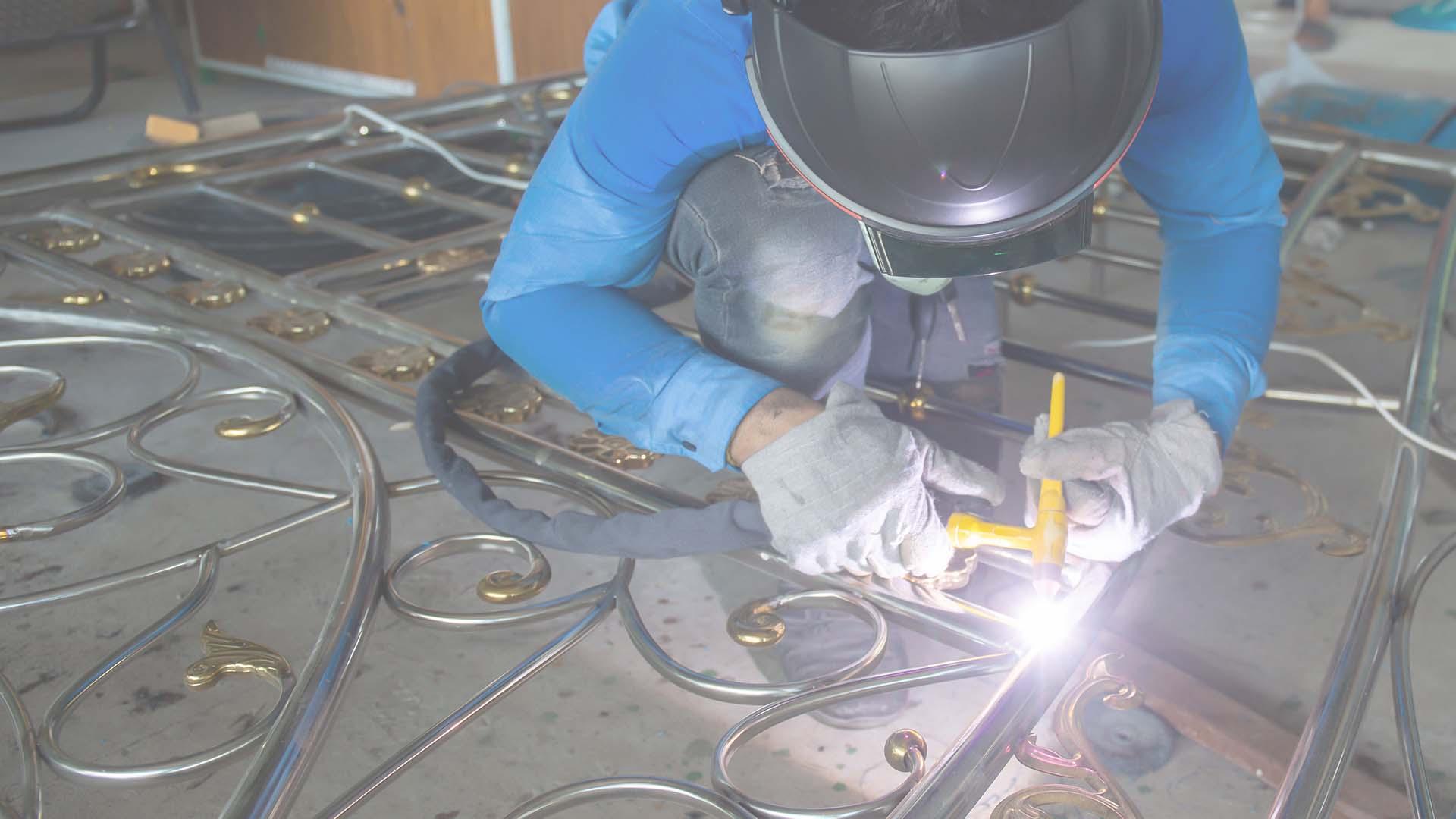 Welding, Welder and Metal Fabrication